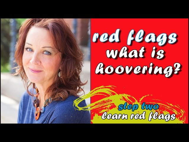 Narcissist Hoovering Techniques | Red Flag