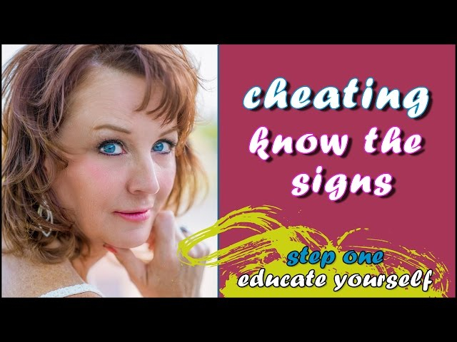 Narcissists Cheat - Look for these signs & protect yourself