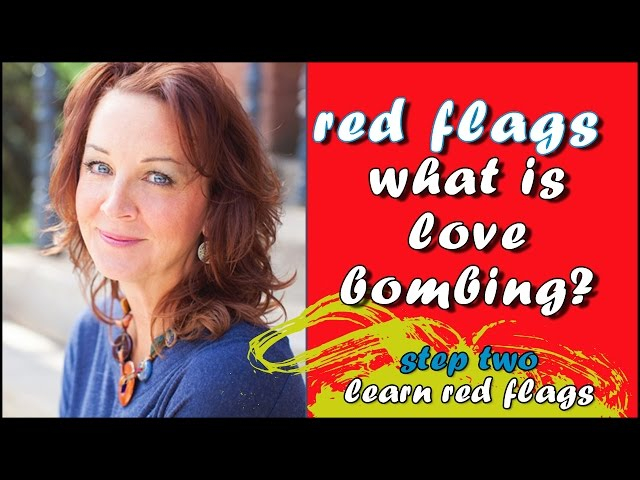 Narcissist Love Bombing - Red Flag