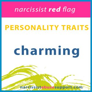 Charming Narcissist Abuse Support