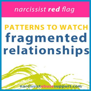 fragmented reationships
