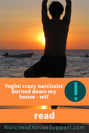 Yoga Narcissism: The Wolves and the Lambs, a story of abuse