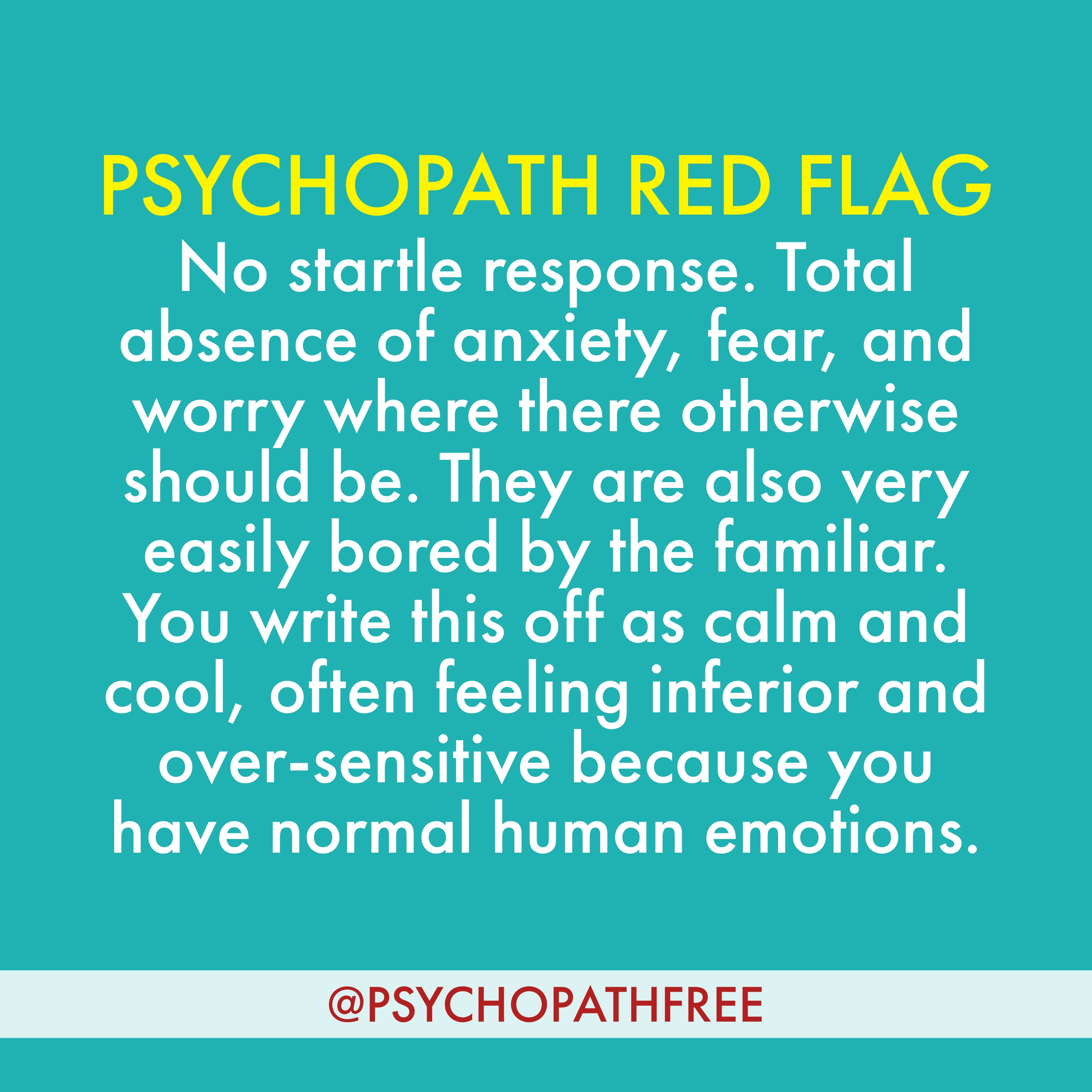 Jackson Mackenzie Psychopath Free Red Flags Quotes - Narcissist