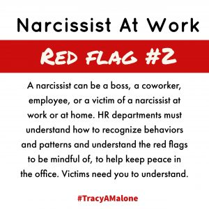 How to identify A Narcissist At Work - HR departments