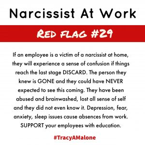 How to identify A Narcissist At Work - HR departments - Bullying Policy