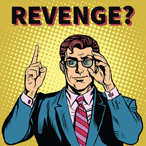 How to get Revenge on a Narcissist? Beat them at their own game