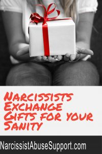 10 Red Flags In Special Education >> Narcissist Gift Giving Red Flag Unusual Gifting Patterns