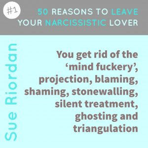 50 Reasons to Leave your Narcissistic Lover Memes
