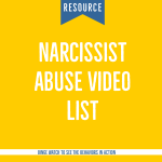 narcissist video list