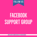 join our facebook support group