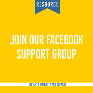 Jpin our facebook support group
