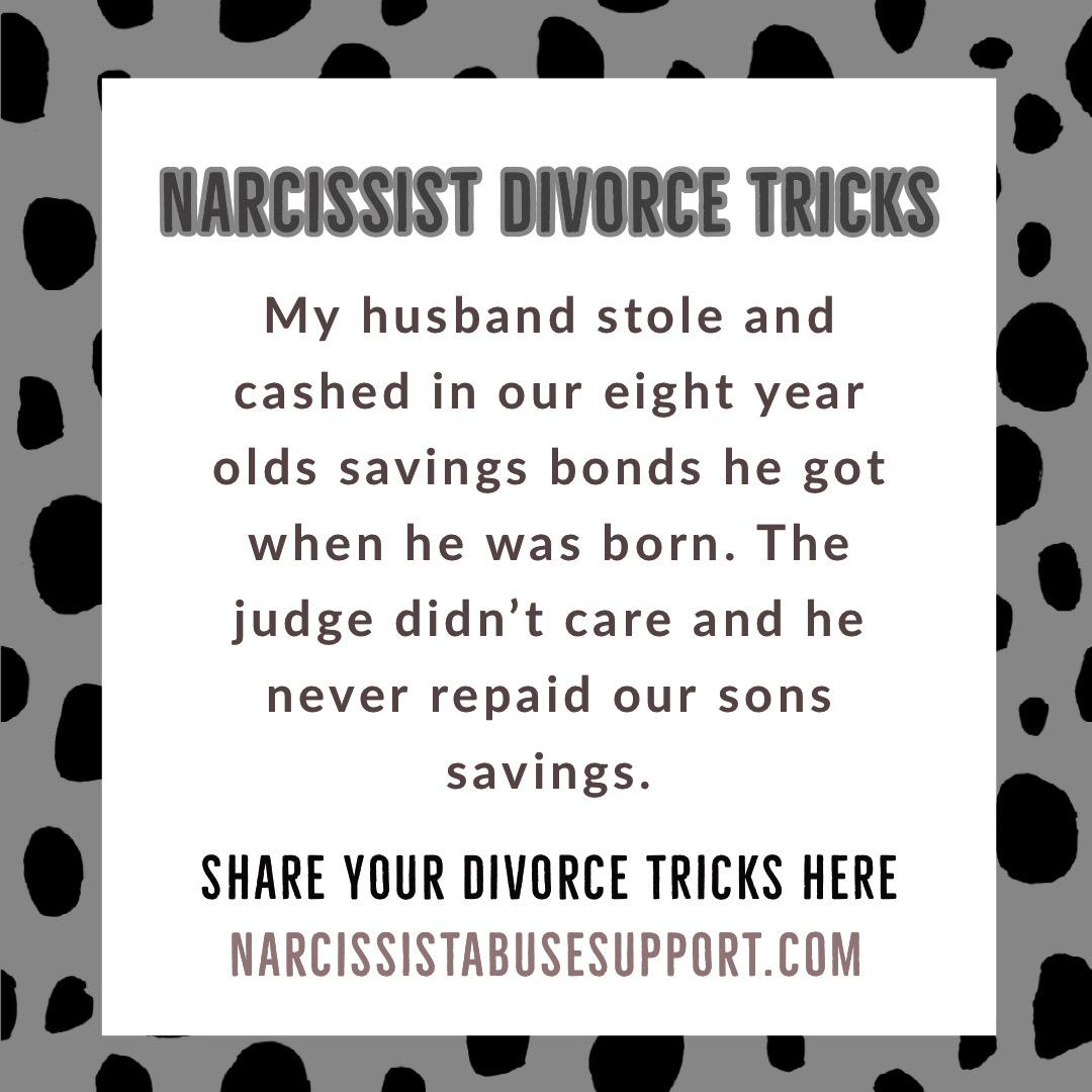 Husband a wants narcissistic divorce my 7 Steps
