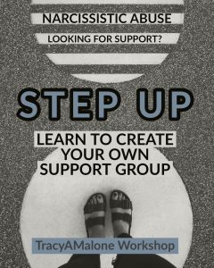 Need Support? Save Yourself, Start a Narcissist Abuse Support Group. - NarcissistAbuseSupport.com