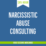 narcissist abuse consulting