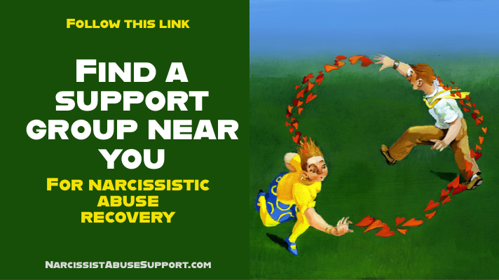 Narcissist Abuse Support Groups - Narcissist Abuse Support