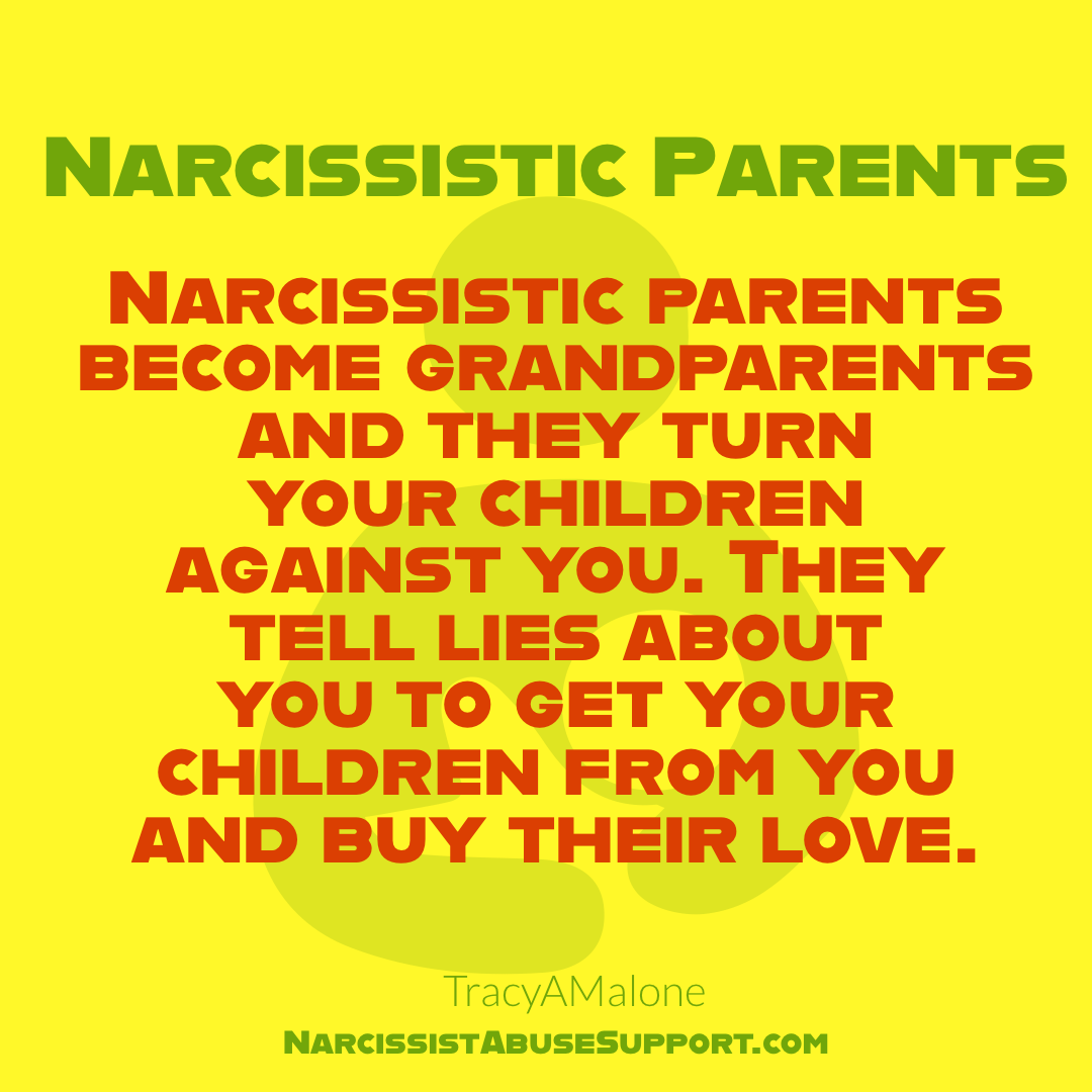 Do you think you have a Narcissistic Parent? Mom or dad