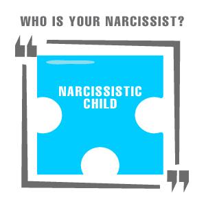 NARCISSISTIC-CHILD